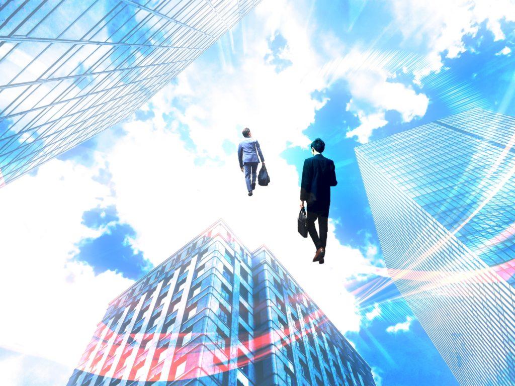 在宅勤務 5割が導入 スマートワーク経営調査 働き方、場所問わず(日本経済新聞社より)