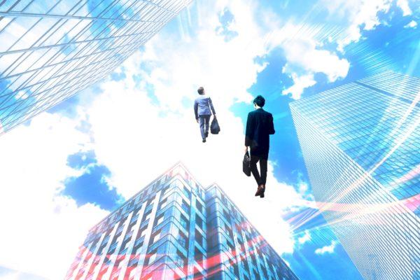 「働きやすさ」の視点でまとめた「スマートワーク経営調査」総合格付け上位企業(日本経済新聞社より)